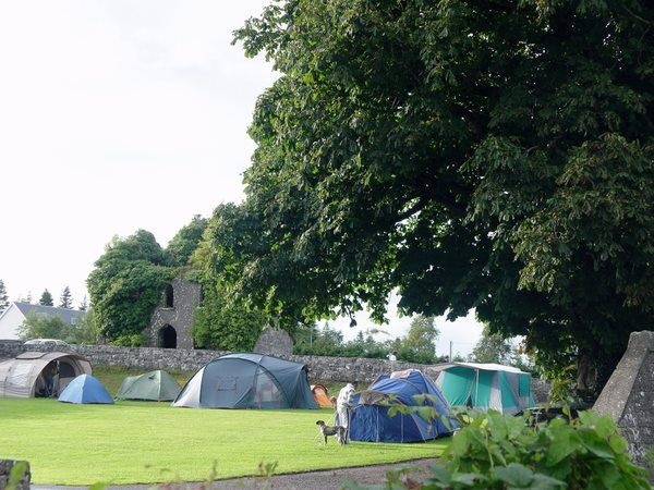 Lough Ennell Caravan and Camping Park, Westmeath (+353