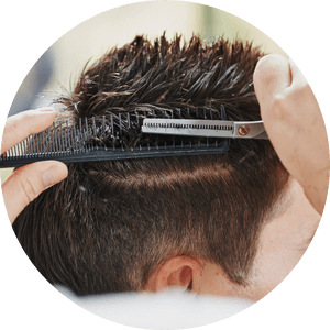 men's haircuts at affordable prices in langley