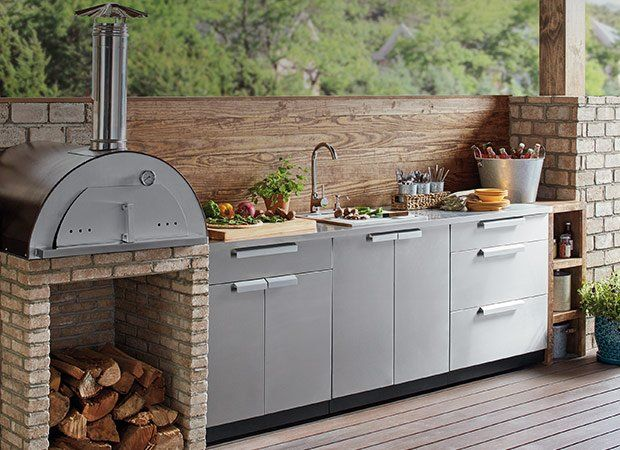Outdoor Kitchens And What To Consider