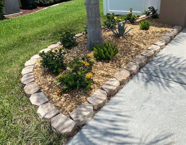 Landscaping On A Budget Sarasota Landscape Design Shrubs Flowers