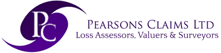 PEARSONS CLAIMS LTD logo
