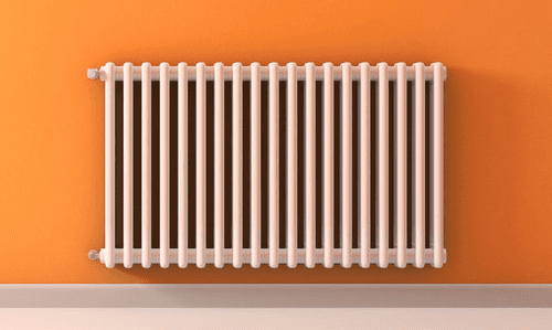 commercial central heating system