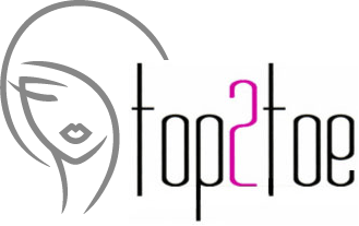 Top2Toe Beauty logo