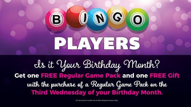 Three Rivers Casino Bingo