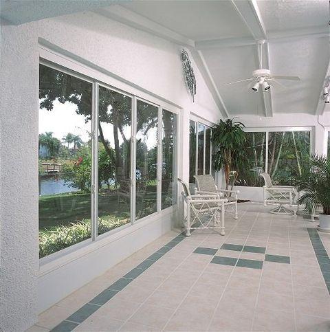 Lanai Enclosure Installation Naples Fl Southland Exteriors Llc