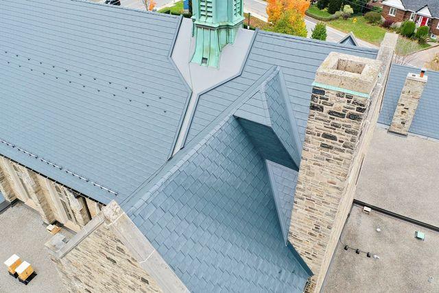 Ontario S Best Roof Interlock Metal Roofing Toronto Ottawa