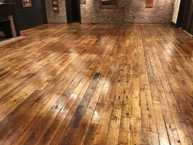 Hardwood Floor Cleaning Saratoga