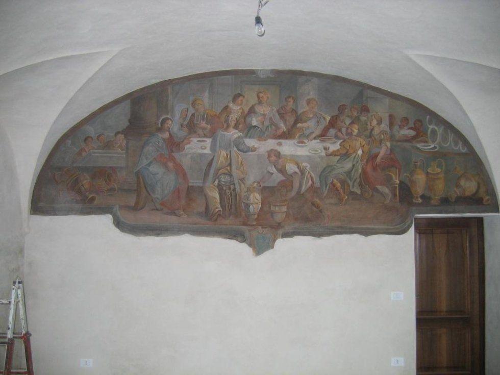Dipinti murali - Padova - Borin Comm. Dino & Figlio