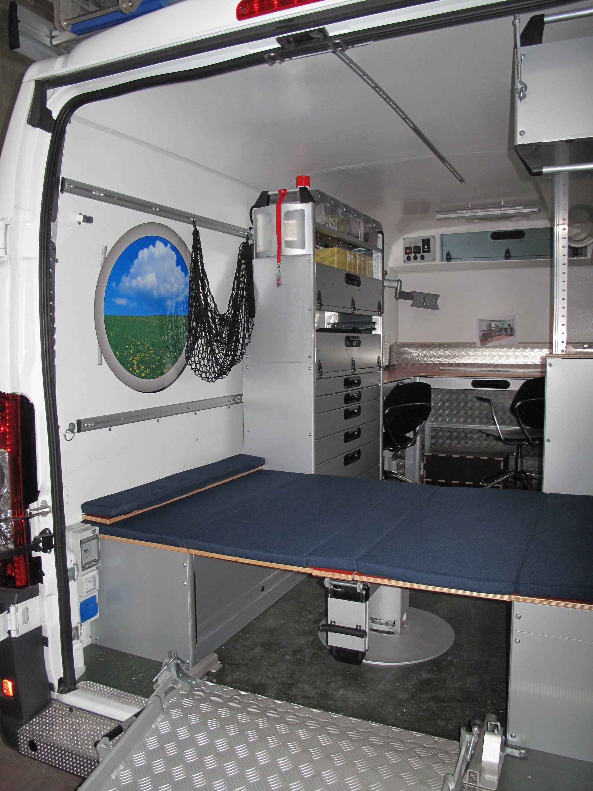 Uffici su furgoni   Pogliano Milanese, MI   Carrozzeria ...