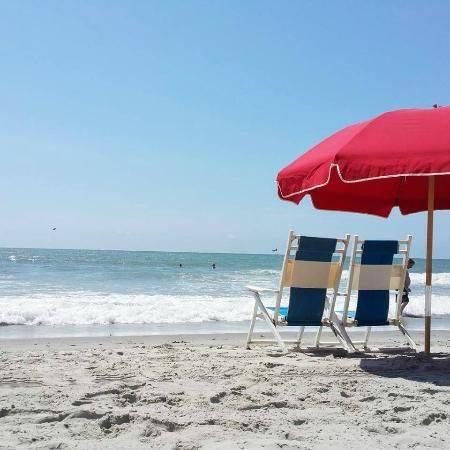 Beach Chairs At Myrtle Beach