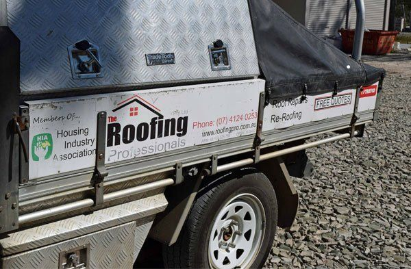 Roof Repairs | Hervey Bay | The Roofing Professionals Pty Ltd