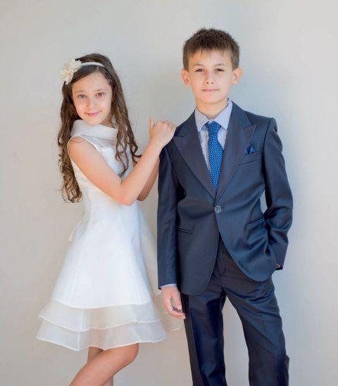 Vestiti Prima Comunione Bambino.Abbigliamento Prima Comunione Torino Sorelle Cera