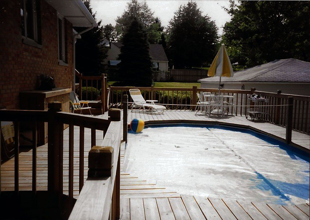 Past Awning & Home Improvement Projects | Akron, Ohio ...