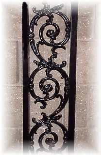 decorative wrought iron indoor stair railings decorative.htm iron railing milwaukee  wi badger railing  milwaukee  wi badger railing