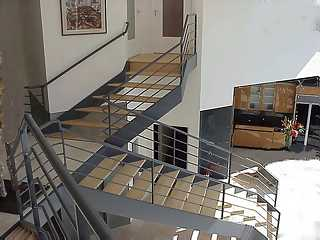 decorative wrought iron indoor stair railings buy.htm iron railing milwaukee  wi badger railing  milwaukee  wi badger railing