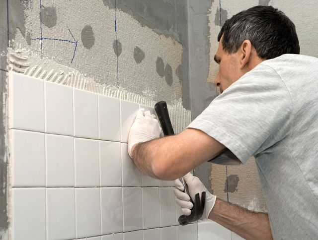 The Best Way To Remove Old Shower Tile