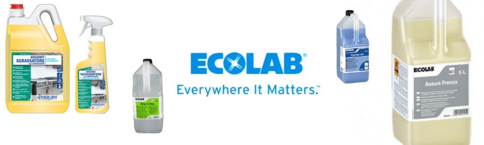 prodotti ecolab