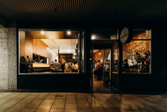The Finch Cafe Menu