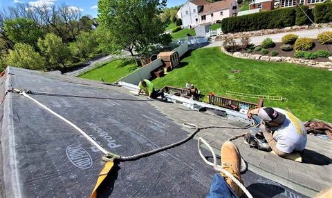 Roof Amp Gutter Contractor Lehigh Valley Pa Peter S