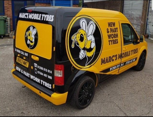 Mobile Tyres 4 You, Hockley | Tyres Yell