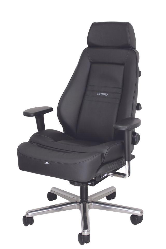 Recaro Seating Evosite Control Rooms