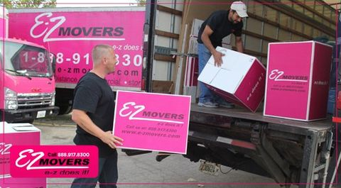 Long Distance Moving Company Servicing Massachusetts Ez Movers