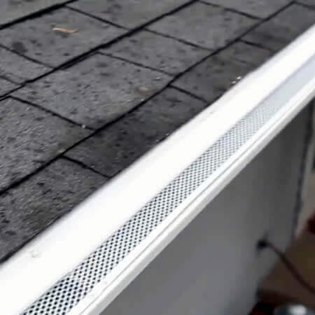 Gutter Covers Leaf Protection Madison Wisconsin Madison Aluminum Products Llc