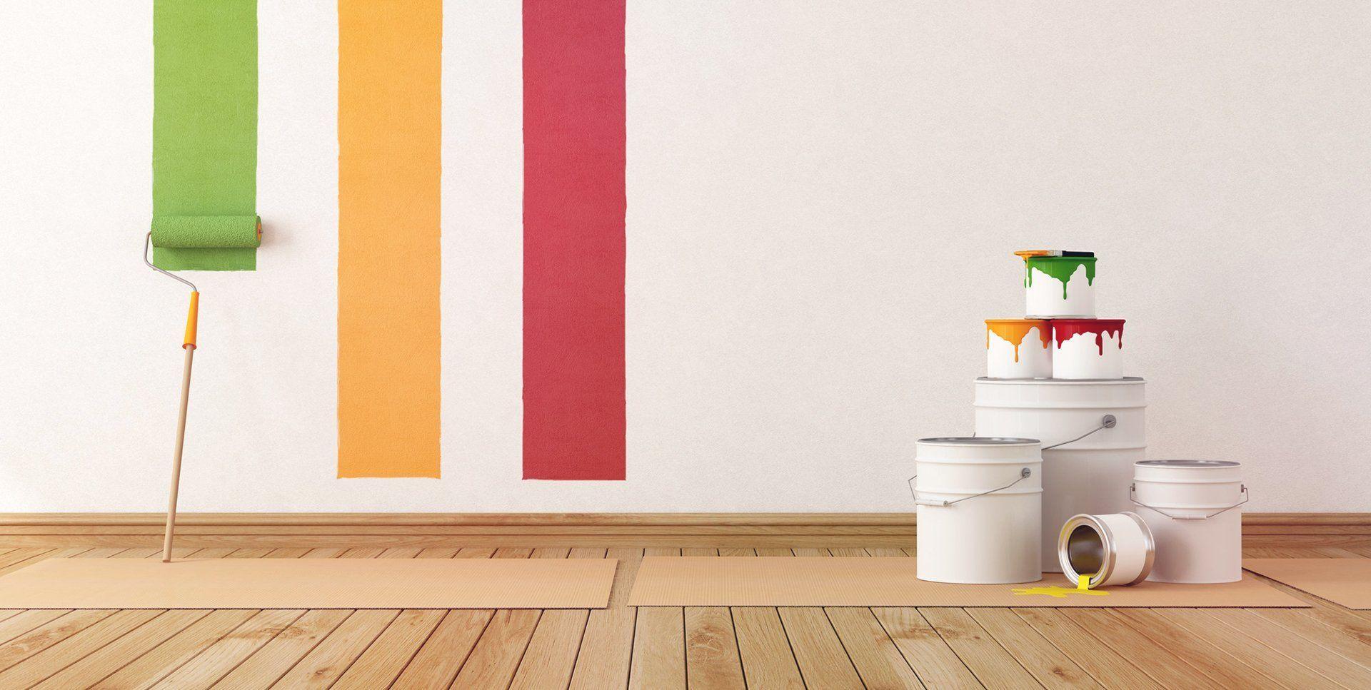 paint colours samples