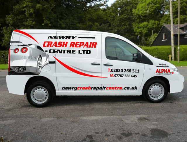 Affordable vehicle repairs in Newry
