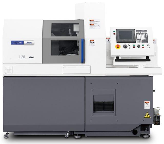 Citizen Model L20 CNC Automatic Lathe