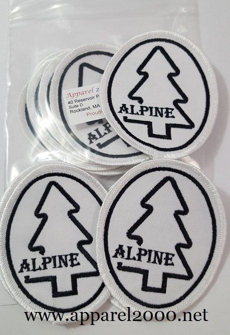 Alpine patches