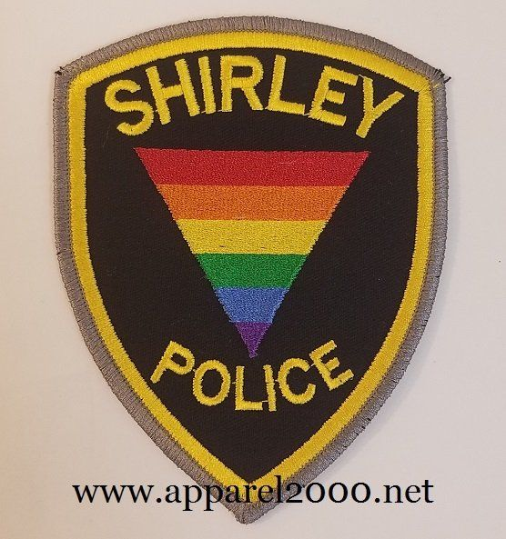 LGBTQ+ patches