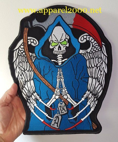 Reaper Patch MC