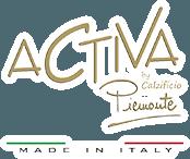 Calze Donna Elastiche ACTIVA Calza Autoreggente 140 denari a Compressione Graduata forte mm//Hg 16//19 100/% Made in Italy by Calzificio Piemonte