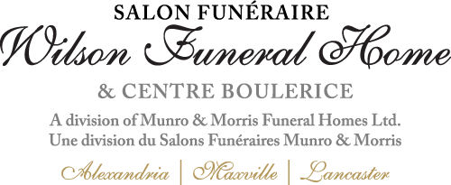 Wilson Funeral Home Boulerice Center
