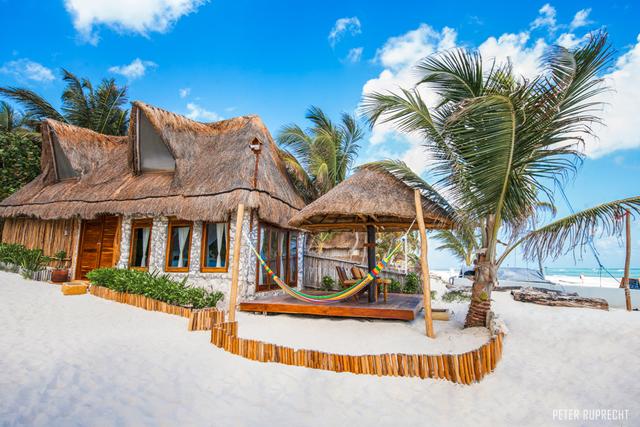 Ahau Tulum Beach Cabanas