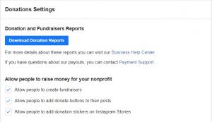 New You Should Be Adding A Donate Button To Your Nonprofit Instagram Profile
