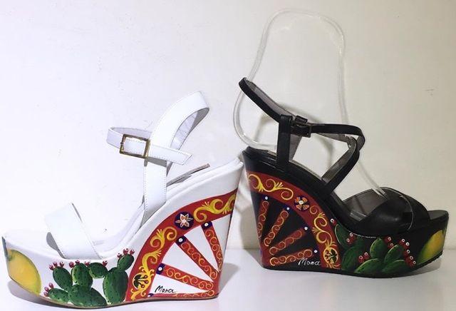 Scarpe Sposa Su Misura Catania.Scarpe Artigianali Da Donna Catania Ct Luciana Cavalli