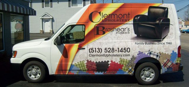 Clermont Upholstery Fabric Center