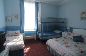 Accommodation Gosport Spring Garden Guest House