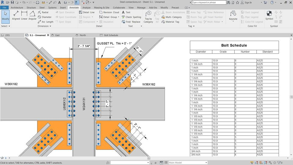 3d software for engineering documentation for steel
