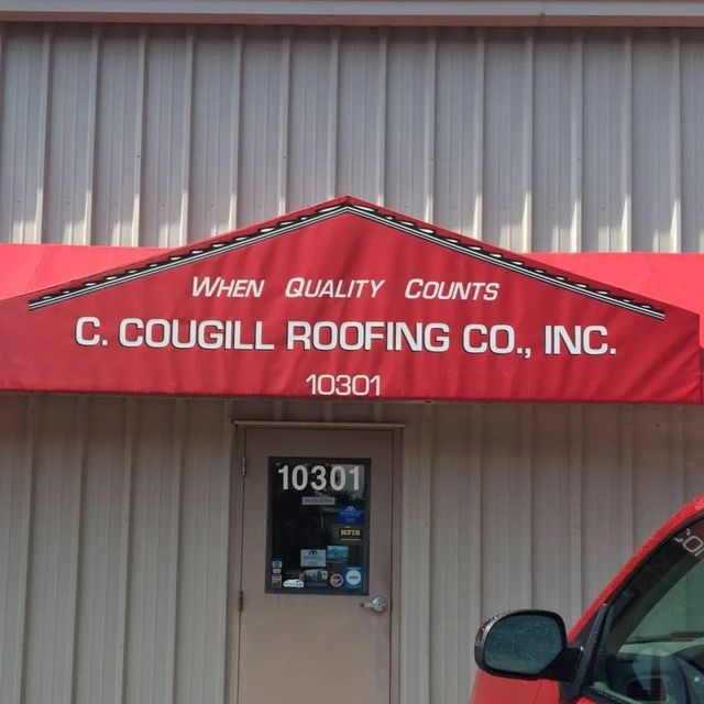 Roofing Company Maumelle Ar C Cougill Roofing Co Inc