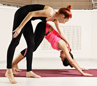 hatha yoga personal training nyc  homebodies personal
