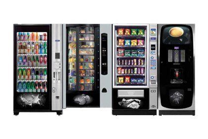 Food and snack vending machines | Vend NI