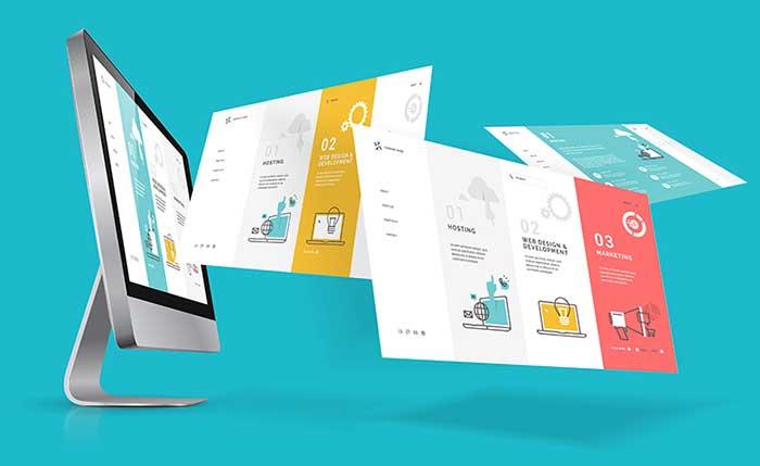 Beautiful Web Design Portfolio Outstanding Website Design Examples