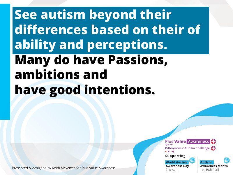 World Autism Awareness Day U0026 Month Plus Value Awareness