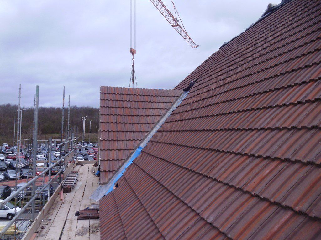 Flat Roof Construction And Design Services In Nottingham