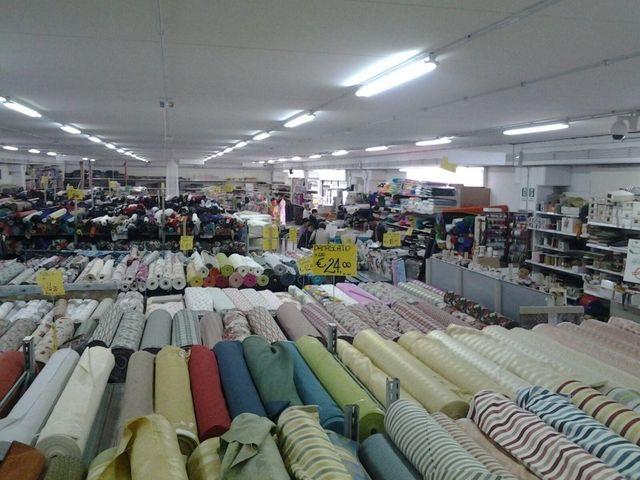 Wide Range Of Fabrics Rome Rm Diffusione Tessile 97