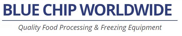 Blue Chip Worldwide Logo | Food Processing & Freezing Equipment