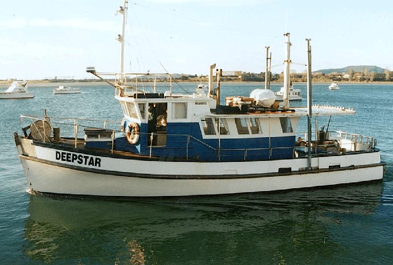 Fishing Charter Boat Tauranga